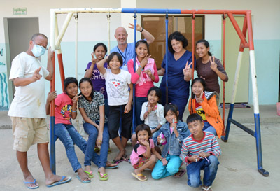 Mission Trips for Pediatric Dentistry in Cambodia