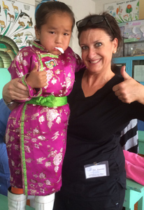 traditional clothing in Mongolia with Pediatric Dentist from Fort Lee and Westwood, NJ