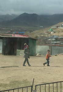 landscape in Mongolia with Pediatric Dentist from Fort Lee and Westwood, NJ