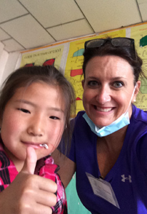 successful dental work in Mongolia with Pediatric Dentist from Fort Lee and Westwood, NJ