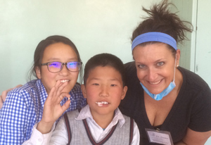 tooth pulled in Mongolia with Pediatric Dentist from Fort Lee and Westwood, NJ